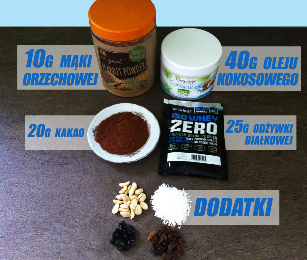 składniki czekolada kokosowa