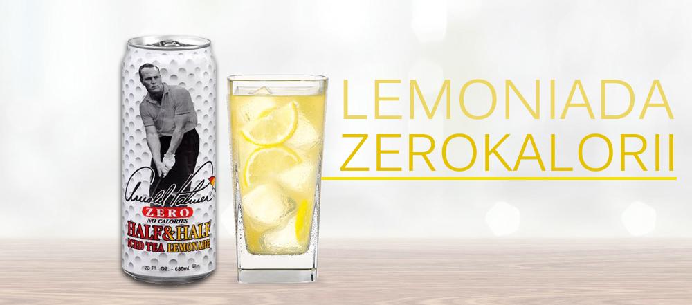 arizona lemoniada zero kalorii