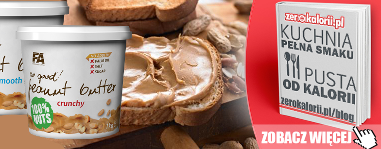 peanut butter fa crunch 250g