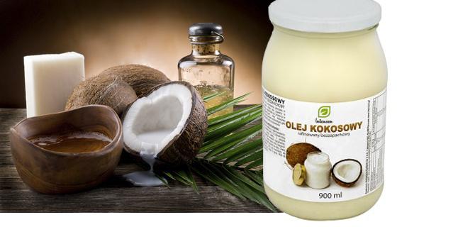 Olej kokosowy intenson