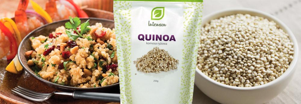 quinoa komosa ryżowa intenson