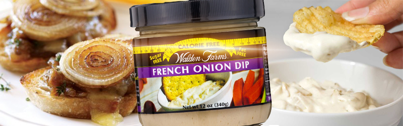 walde farms rench onion dip