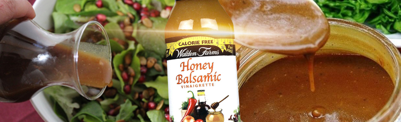 walden farms honey balsamic