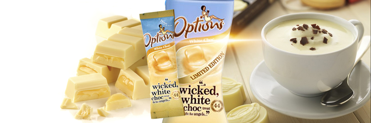 white wicked choco Options