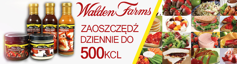 walden farms produkty zero