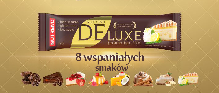 nutrend whey bar deluxe