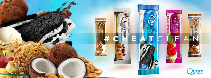 Quest Bar Protein Bar Coconut Cashew