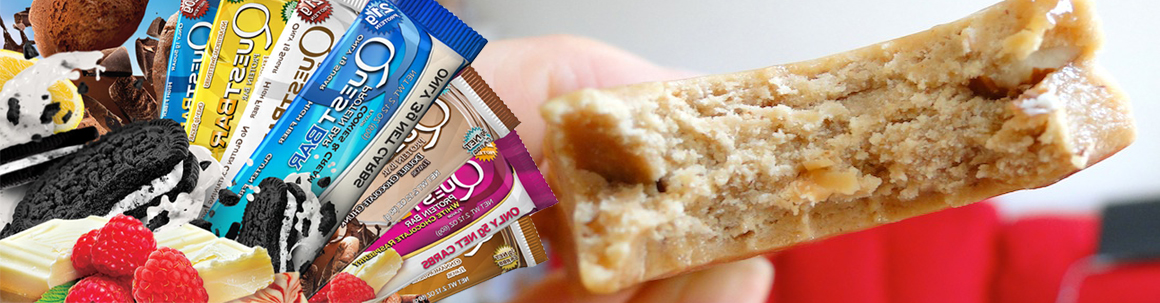 Quest Bar Peanut Butter & Jelly Flavor
