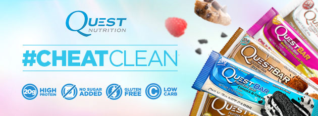 Quest Bar Protein Bar Mint Chocolate