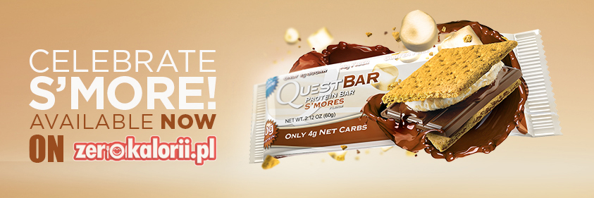 Quest bar protein bar low S'mores