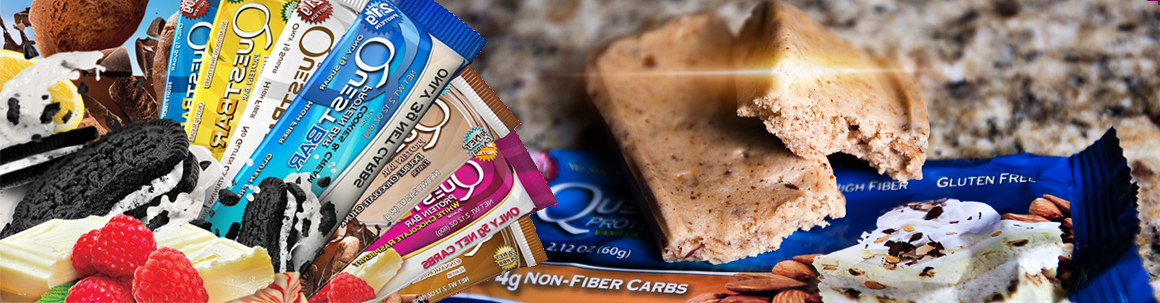 Quest Bar Protein Vanilla Almond Crunch