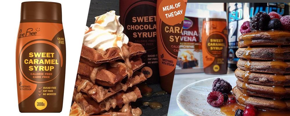 care free sweet caramel
