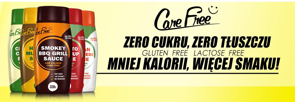 banr care free zero kalorii