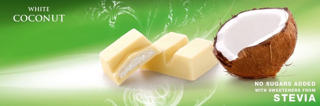 stevia kokos bez cukru