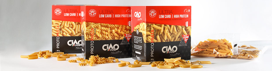 high protein ciao carb
