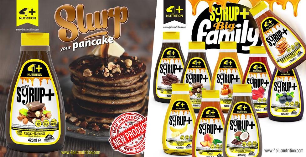 syrup chocolate zero kalorii 4+