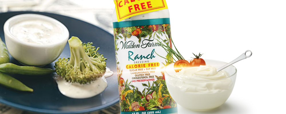 walden farms ranch dressing