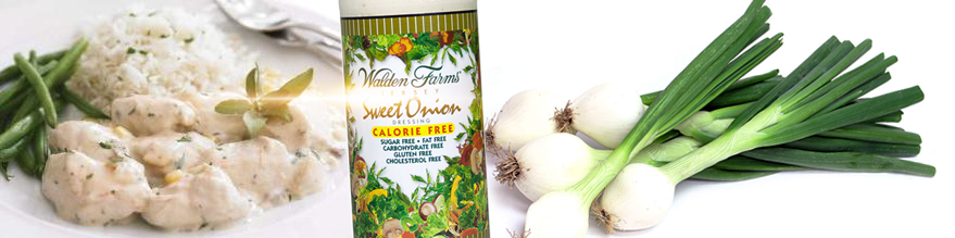 walden farms sweat onion