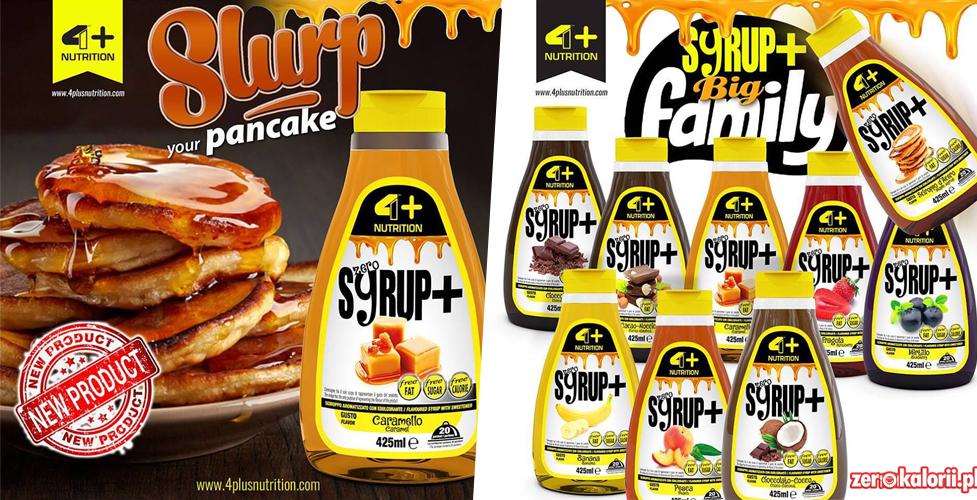 syrup 4+ karmel zero kalorii