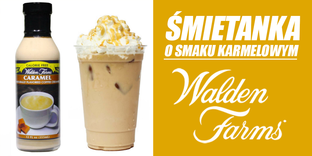 walden farms smietanka karmel