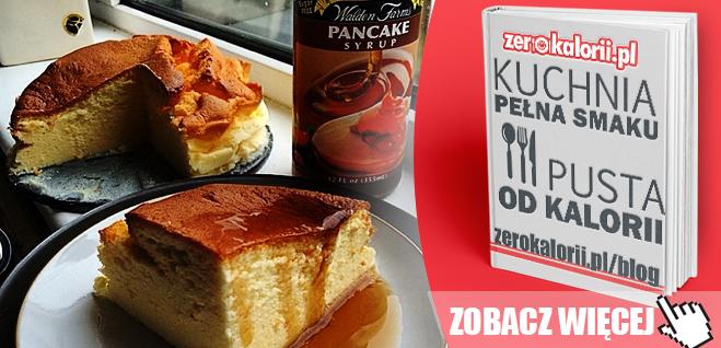 syrop pancake zero kalorii
