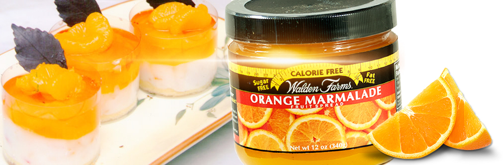 walden farms orange zero kalorii