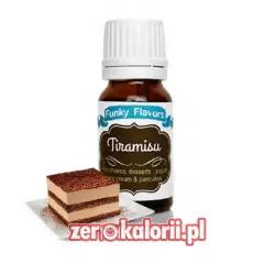 Aromat Funky Flavors Tiramisu BEZ CUKRU I TŁUSZCZU