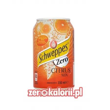 Schweppes CITRUS MIX Zero 330ml