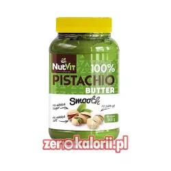 Masło z Pistacji SMOOTH 500g NutVit