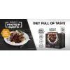 Zestaw Pancake Protein Gusto + Syrop Walden Farms Czekolada