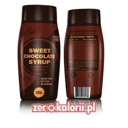 Care Free Syrop Czekoladowy 320g Zero kalorii