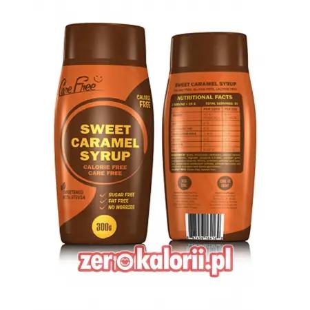 Care Free Sauce Caramel 320g