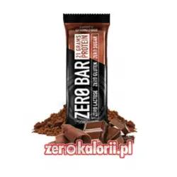 Zero Bar Biotech 50g - Podwójna Czekolada