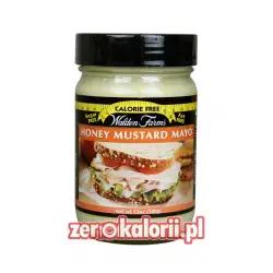 Majonez Miracle Mayo Miód&Musztarda ZERO KALORII