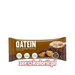 Oatein flapjack - Chocolate Chip 75g Batonik Owsiany 19g Białka