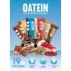 Oatein flapjack - Czekolada & Masło Orzechowe 75g Batonik Owsiany 19g Białka