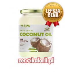 Olej Kokosowy Nierafinowany COCOVITA EXTRA VIRGIN 900ml