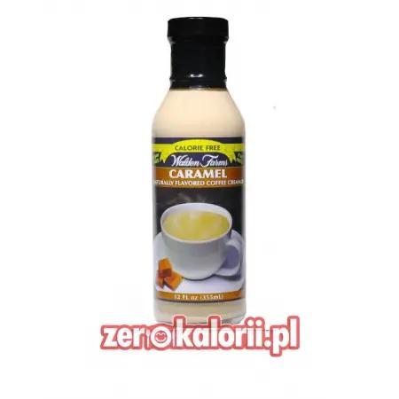 Śmietanka do Kawy Karmel Walden Farms ZERO KALORII