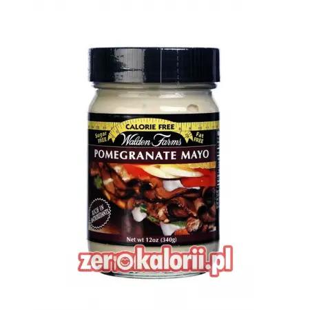 Majonez Miracle Mayo Pomegrante ZERO KALORII
