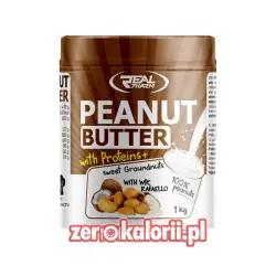 Penaut Butter WPC Masło Orzechowe o smaku Rafaello 1kg