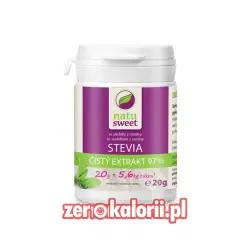 Stewia, czysty ekstrakt, 97% NatuSweet