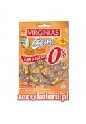 Cukierki śmietankow o smaku Toffi ,BEZ CUKRU 75g VIRGINIAS