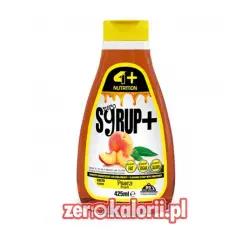 Syrup Zero+ Brzoskwinia 425ml, 4+ NUTRITION