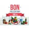 Świąteczny BON ZAKUPOWY - 100zł