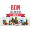 Świąteczny BON ZAKUPOWY - 300zł