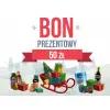 Świąteczny BON ZAKUPOWY - 50zł