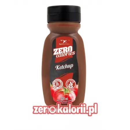 Tomato Basil Syrop Zero Kalorii, 320ML Sport Definition