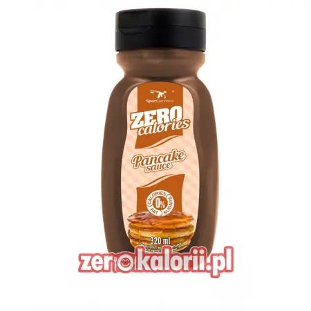 Syrop Pancake Zero Kalorii, 320ML Sport Definition