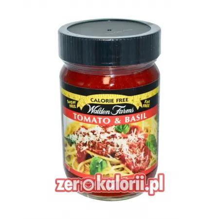Sos Pomidorowy z Bazylią ZERO KALORII