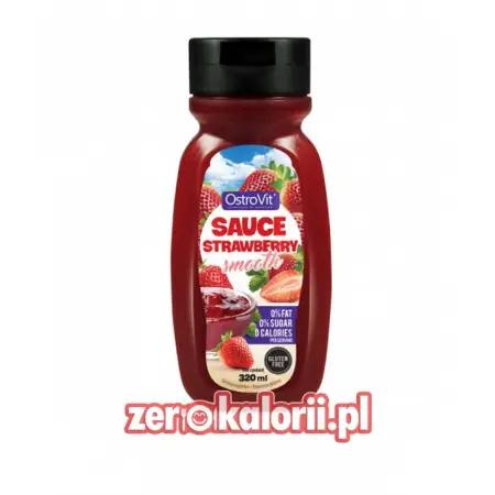 Sauce Strawberry, Truskawka Ostrovit Zero Kalorii